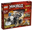 66394 Super-Pack 3-in-1