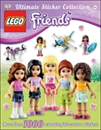 LEGO Friends 1000 stickersbok