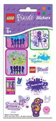 LEGO Friends Stickers