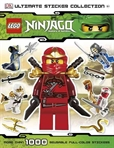 LEGO Ninjago Superstora Stickersboken